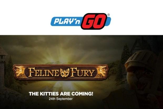 feline-fury-1 Play'n GO Bring the Fury in Latest Release
