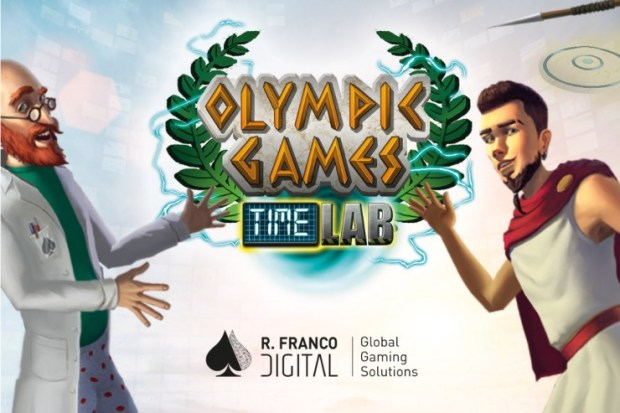 TIME-LAB-II-Olympic-Games-2 Week 42/2020 slot games releases