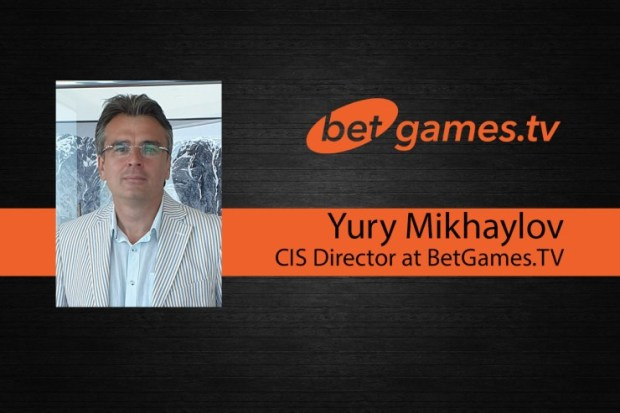 "Yury-Mikhaylov ""As the CIS's second largest country, we're looking at one of Europe's greatest growth opportunities."" Exclusive Ukraine interview with BetGames.TV's Yury Mikhaylov"