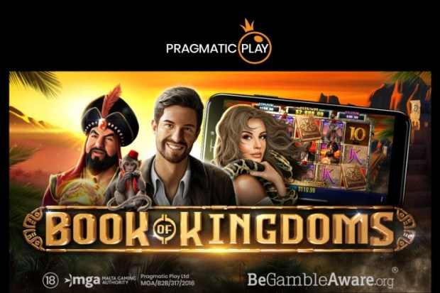 Pragmatic Play Releases New Title in the Series of Adventures: Book of Kingdoms