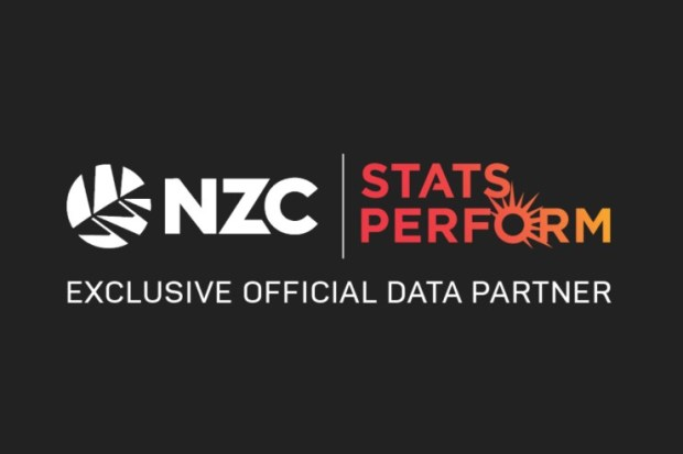 New Zealand Cricket Selects Stats Perform's Opta as Exclusive Official Data Partner