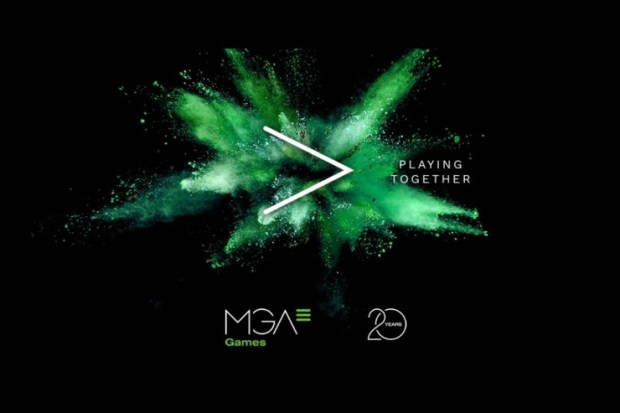MGA Games celebrate their 20th anniversary with the motto Playing Together