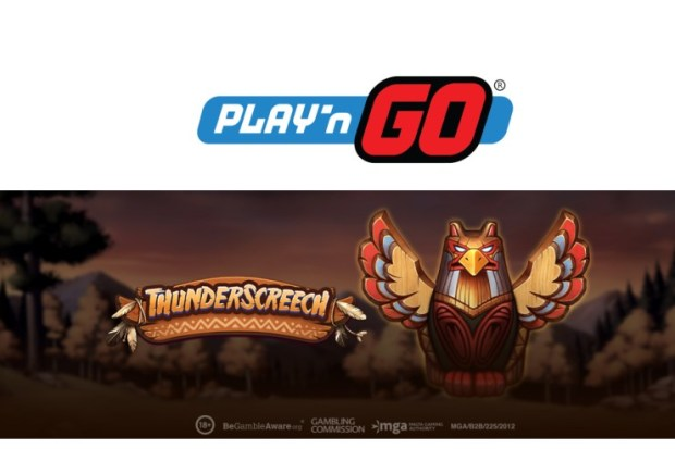 Play'n GO Bring the Thunder with Native American Title Thunder Screech