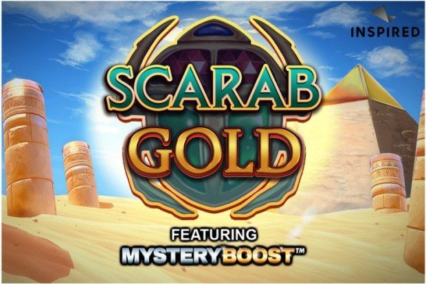Inspired launches Scarab Gold - an ancient Egyptian themed online and mobile slot game