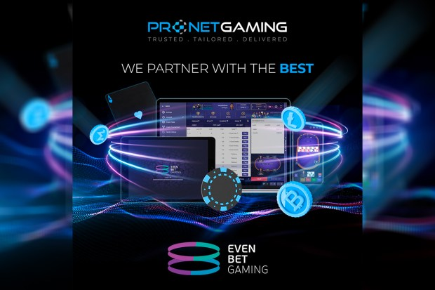 pronet-gaming-boosts-content-portfolio-with-evenbet-gaming's-poker-solution