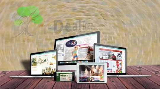 i-DealTree responsive web