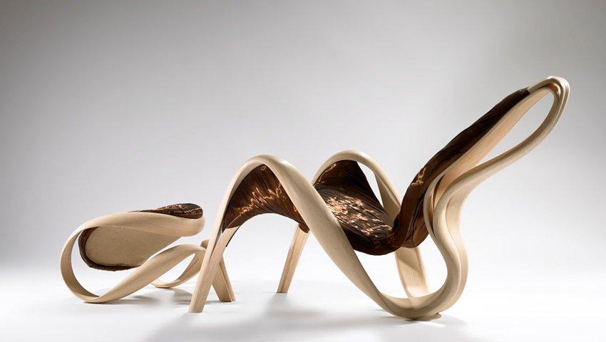 Colección Enignum de Joseph Walsh: la madera hecha arte