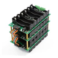 24V 6S Power Wall 6S BMS Li-ion Lithium 18650 Battery Pack Holder BMS PCB DIY Ebike Solar Battery Box