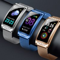 Smart Watch Heart Rate Measuring Blood Pressure Monitor