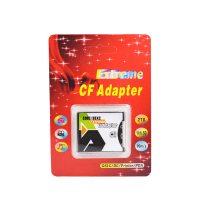 WiFi SD to CF Card Adapter Single Slot Extreme For Micro SD/SDXC TF To Compact Flash CF Type I Memory Card Reader Writer Adapter