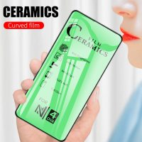 Full Cover Ceramic Strong Tempered Glass Screen Protector For Samsung Galaxy A60