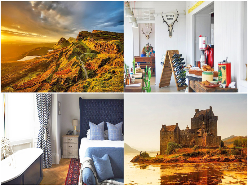 The 10 Best Places to Travel in 2019 Scotland / Jake Hamilton / The i-escape blog