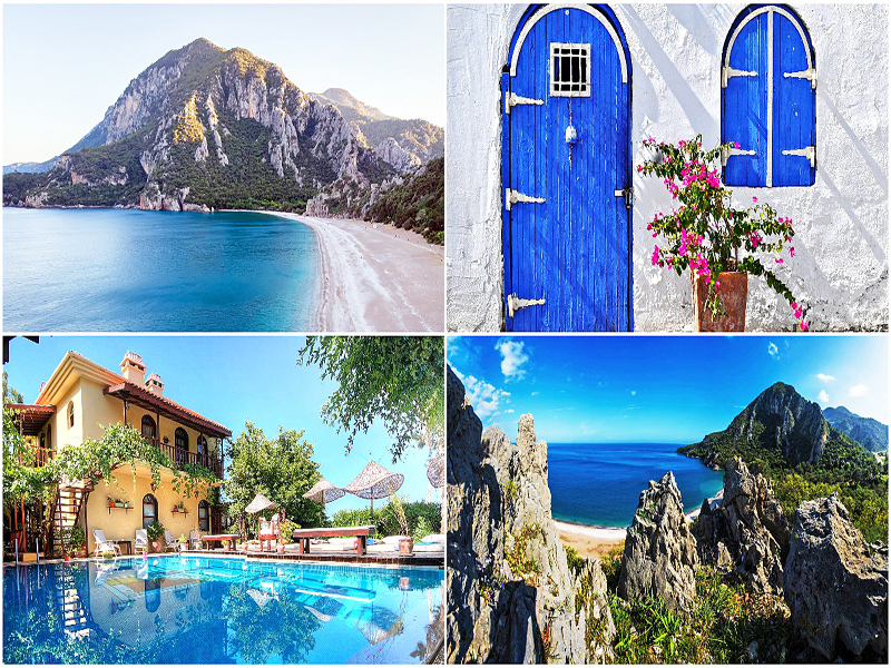 The 10 Best Places to Travel in 2019 The Turquoise Coast, Turkey / Jake Hamilton / The i-escape blog