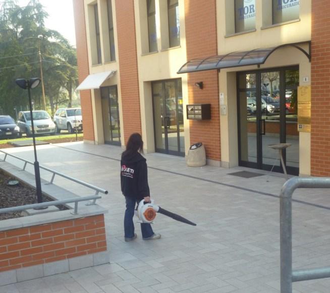 pulizia uffici reggio emilia - esterni