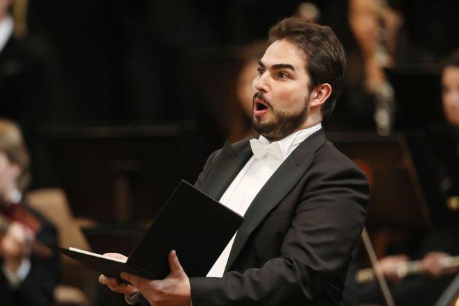 Solist Manuel Walser ist Ensemblemitglied der Wiener Staatsoper. (Bild: Dieter Nagl/Würth)
