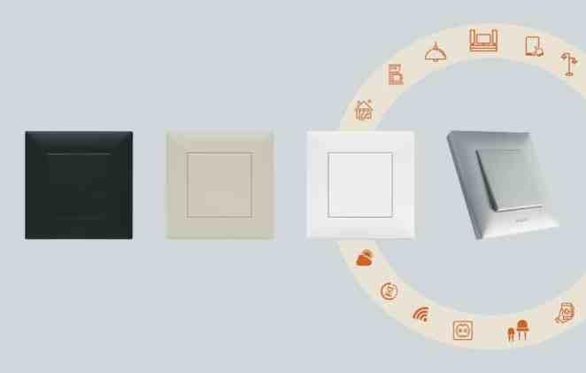 Erleben Sie die vielfältigen Möglichkeiten mit dem neuen Schalterprogramm Niloé Step. Hier wird modernes Design mit Funktionalität und Wirtschaftlichkeit vereint und läßt sich in jede Umgebung zeitgemäß integrieren. (Bild: Legrand)