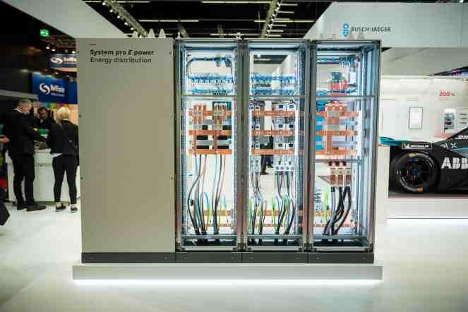 System pro E power: Eine Komplettlösung aus vielfältigen anwenderorientierten Komponenten bietet nur ABB. (Foto: Marc Schwarz)