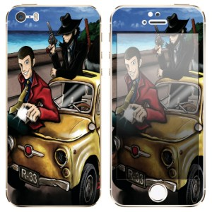 iphone-5s-lupin skin imania