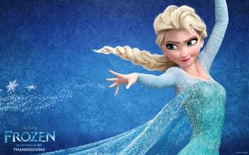 アナと雪の女王のサムネイル画像