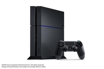 PS4ジェットブラック1TBのサムネイル画像
