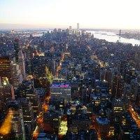 ニューヨーク 黄昏時