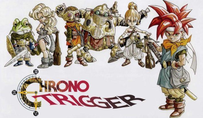 「クロノトリガー」の画像検索結果