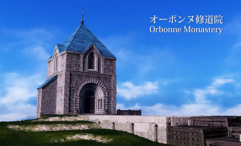 FFTオーボンヌ修道院