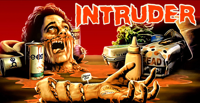 Image result for intruder horror movie poster