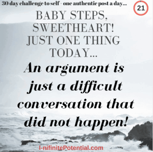 3 Reasons to have a difficult conversation