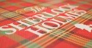 福爾摩斯探案全集1-血字的研究&四簽名 佳句分享