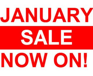 i-SURF January Sale!