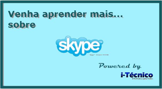 Tutoriais-Skype