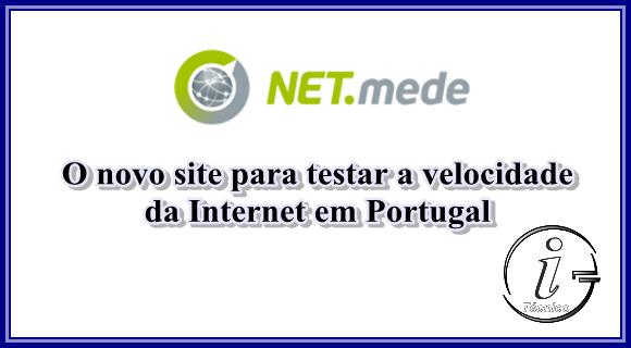 NET.Mede - novo site da ANACOM