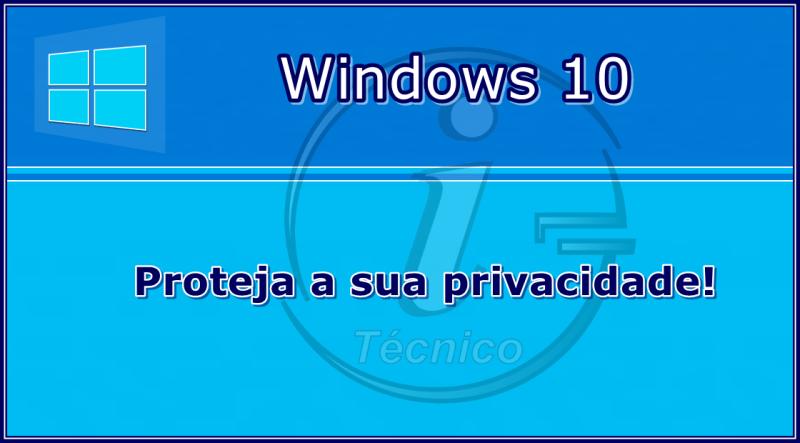Proteja a sua privacidade!