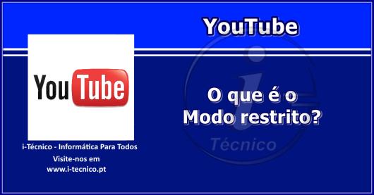 YouTube-Modo-restrito