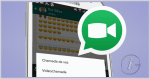 WhatsApp: Veja como fazer videochamadas.