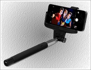 Suporte Portdesign Selfie Pod Universal Helsinki Preto