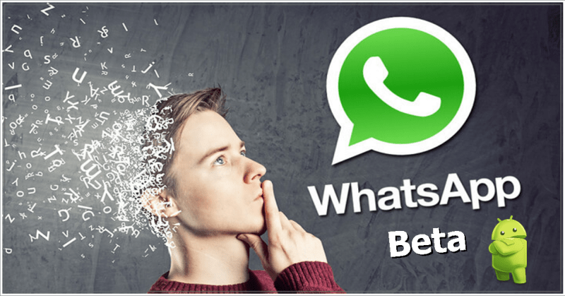 Como se tornar num testador de WhatsApp