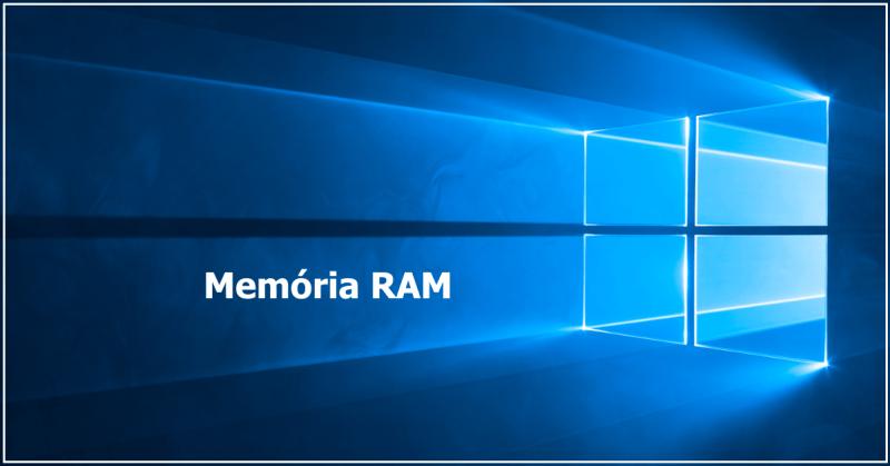Memória RAM quanta tem o PC