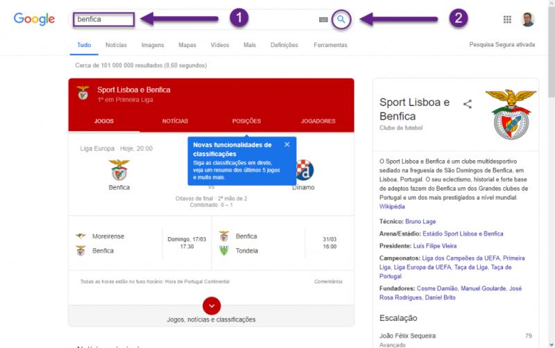 Google - Benfica 001