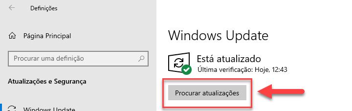 Windows 10 v 21H1 - Actualização 003
