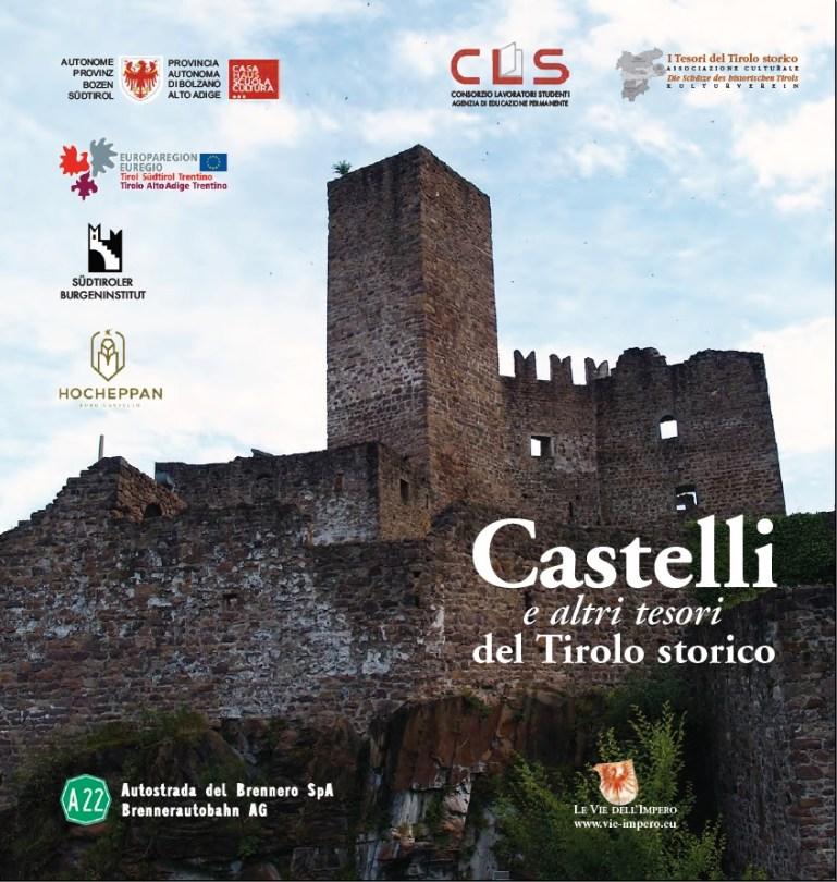 Copertina Depliant Castelli 2018