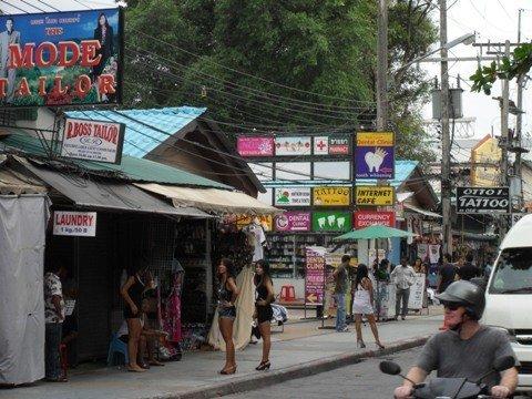 La prostitution à Phuket