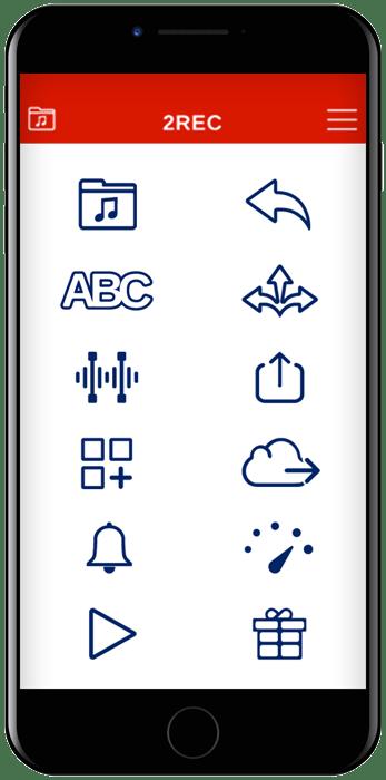 2REC smart features