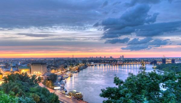 Самые красивые туристические места Украины (часть 1)