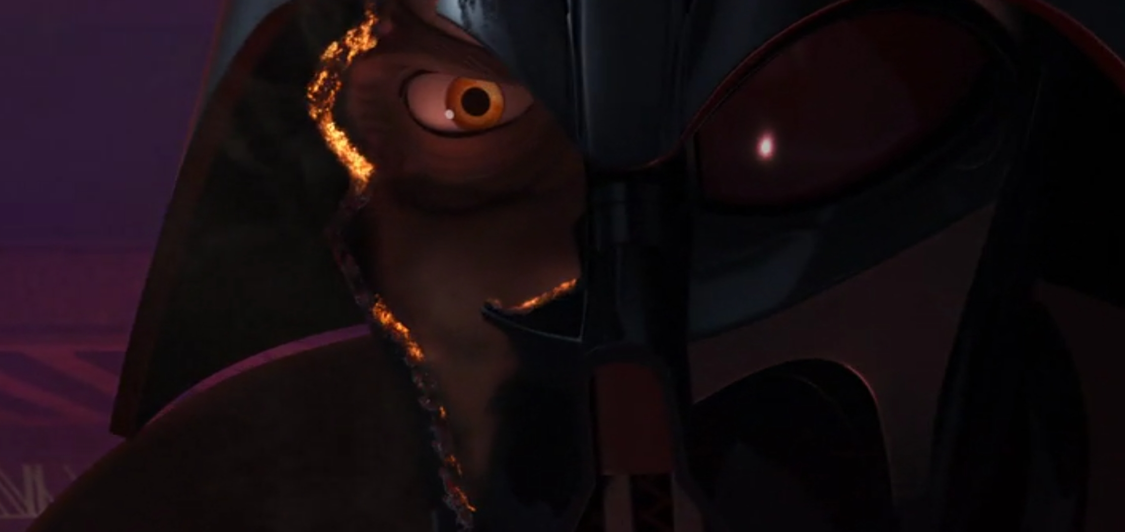 One of *the* best moments in Rebels. Definitely top 5 for the entire Skywalker saga.