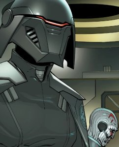 Second Sister from the Fallen Order trailer showed up in Darth Vader #19
