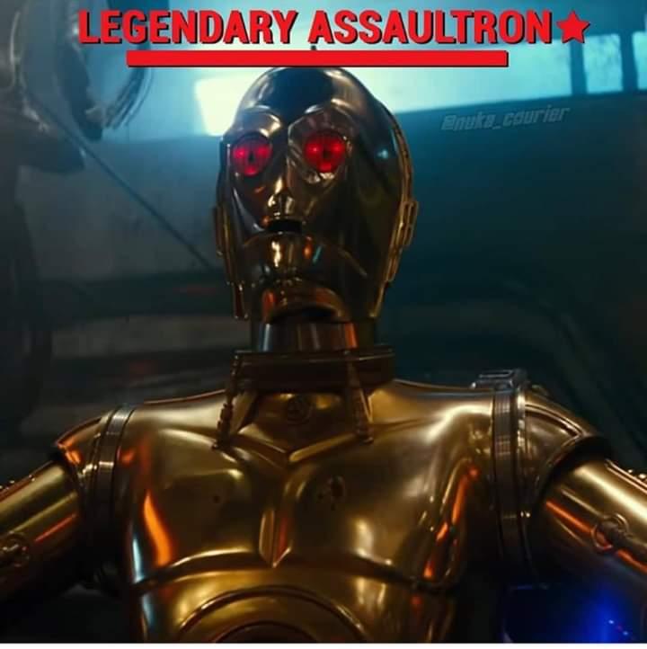 Legendary Protocol Droid