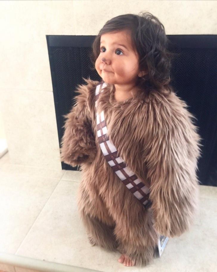 Baby Chewbecca