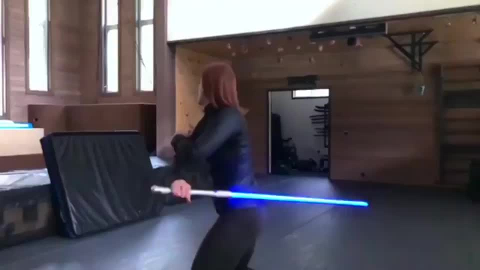 The Force is strong with this one